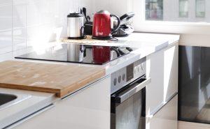 build in appliance in custom kitchen - kitchen renovation cost
