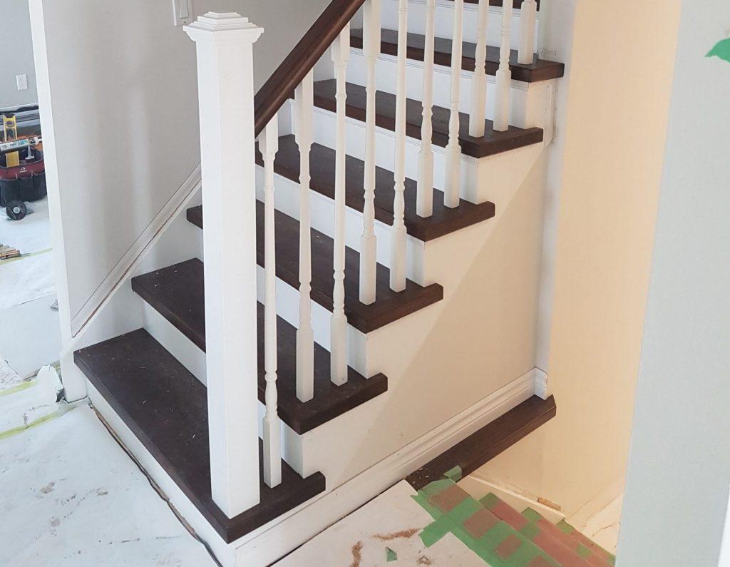 stair installation